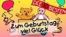 Zum Geburtstag viel Glück - Traditionelle Kinderlieder || Kinderlieder