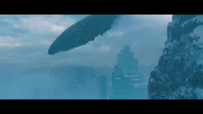 Джуманджи Новый уровень Бой с Йоргеном Жестоким Игроки завершают миссию по спасению Джуманджи