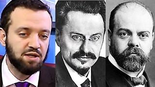 Парвус, Ленин, Троцкий  и прочие  идеологи  крушения Российской империи