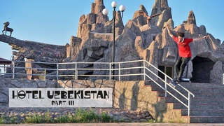 Can You Skate The Silk Road     HOTEL UZBEKISTAN Part 3