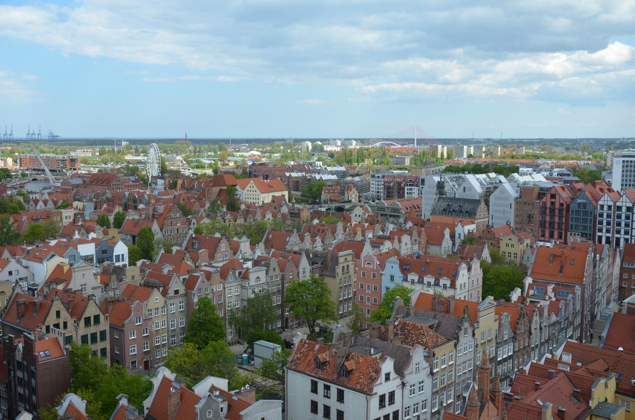 Nbfr-ujMECg Гданьск - северная столица Польши.