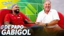 Gabigol sobre jogar no Flamengo: Pressão que te ajuda a querer mais | Canal Zico 10