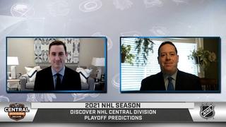 Central Division Playoff Predictions | 2021 NHL Season