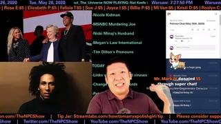 🏃♀️💨Is Tom Hank's Wife, Rita Wilson, Under Shock Incarceration 🟧⬜🟪The NPC Show Clips
