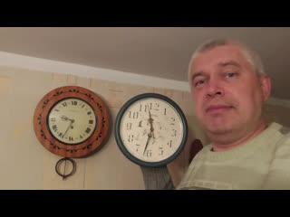 Видео про часы