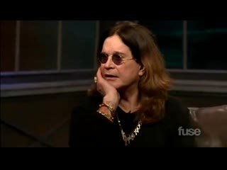 Who the fuck is justin bieber? ozzy osbourne