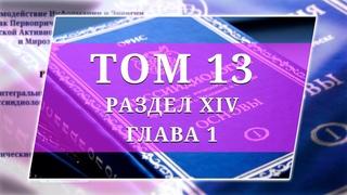 Том 13. Раздел XIV. Глава 1 — Ииссиидиология Аудиокнига