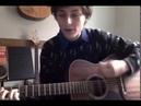 King Krule Easy Easy Acoustic Cover