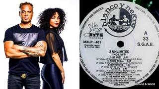 2 Unlimited – No Limits! (Vinyl, LP, Album) Spain 1993.