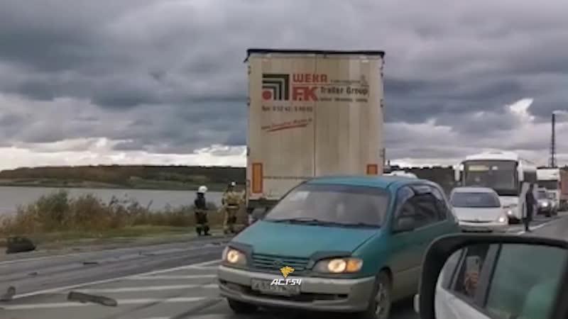 ДТП возле Линёво