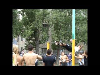 DJ МАНУК  представляет  Street Workout 2013 САРАТОВ