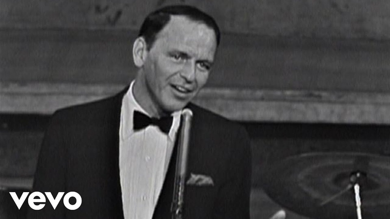 Frank Sinatra You Make Me Feel So Young Live At Royal Festival Hall 1962