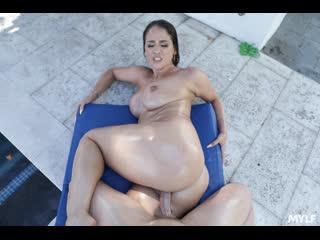 Miss Raquel - Juicy - All Sex MILF Latina Big Natural Tits Juicy Ass POV Chubby Boobs Plumper Ass Busty Hardcore Piercing, Porn