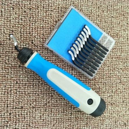 Инструмент для снятия фаски удаления заусенцев