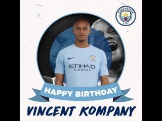 Captain, leader, legend, birthday boy! 💙