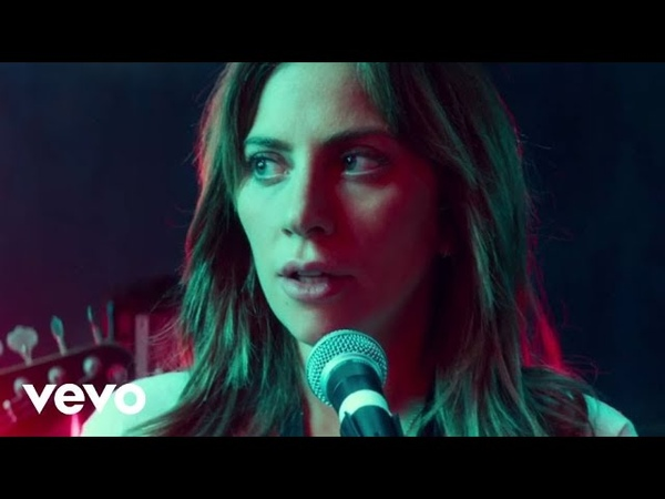 Lady Gaga Bradley Cooper Shallow from A Star Is Born Official Music Video