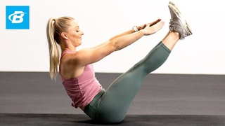 20-Minute Upper Abs Workout | The 7 Day Six Pack