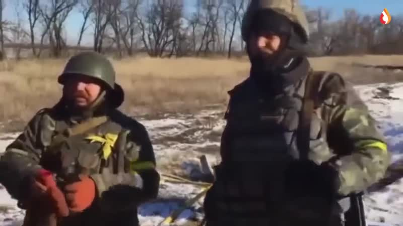 Украина снова завела старую песню о том как они победили всех в Дебальцевском котле