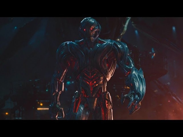 Все что нас не убивает делает сильнее Новое тело Альтрона Мстители Эра Альтрона