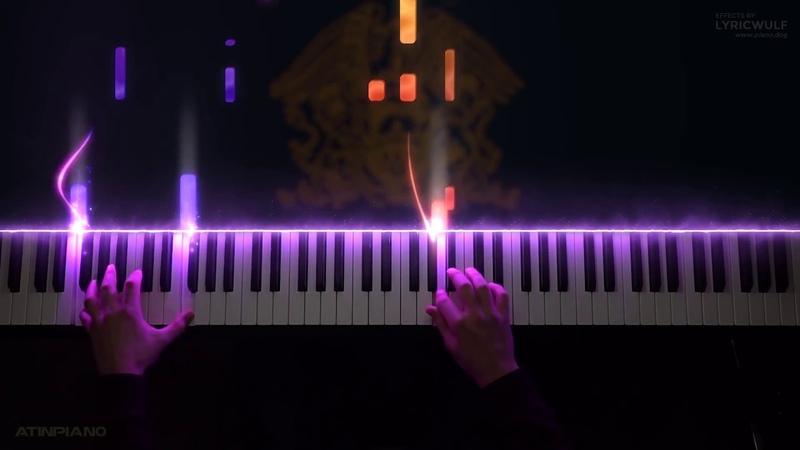 Queen - Bohemian Rhapsody (Piano Cover) feat. Lucky Piano [Advanced]