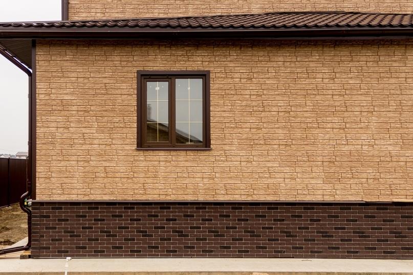 Выбор сайдинговых панелей для отделки загородного коттеджа., изображение №2