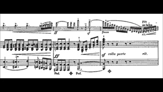 Edward Elgar - Romance for Violin and Piano Op. 1 (1878)  [Score]