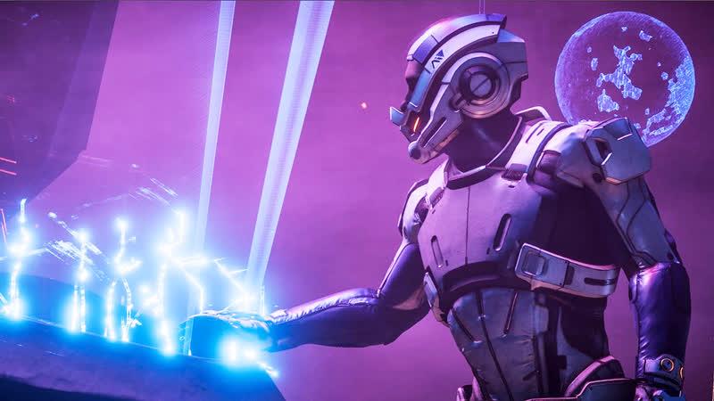 Mass Effect Andromeda часть 2