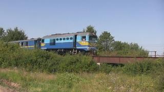 День Боржавської вузькоколійки / Day of the Borzhava narrow gauge railway / День Боржавской УЖД