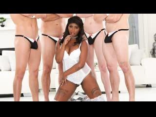 Daizy Cooper - White Out - Anal Sex Ebony Gangbang Blowbang Big Natural Tits Juicy Ass Deepthroat Group Exotic Gonzo, Порно