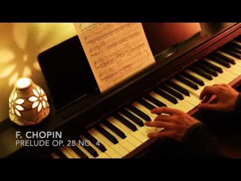 F. Chopin Prelude Op. 28 No. 4 Casio Privia PX 870