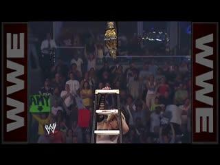 Ladder Match: The Undertaker vs. Jeff Hardy