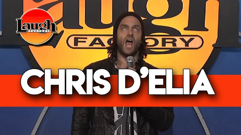 Chris D'Elia Roasts Dylan O'Brien LIVE at the Laugh Factory