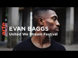 Evan Baggs  Botanischer Garten - United We Stream Festival