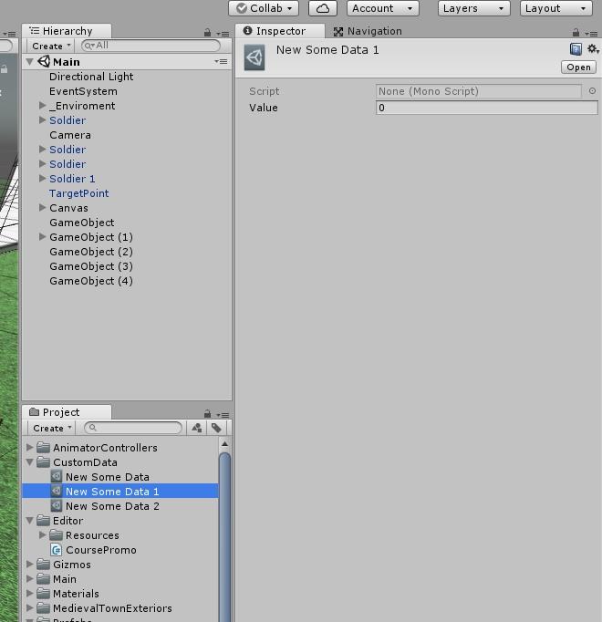 Приём использования ScriptableObject в Unity на примере зданий в стратегии + хак для редактора, изображение №4