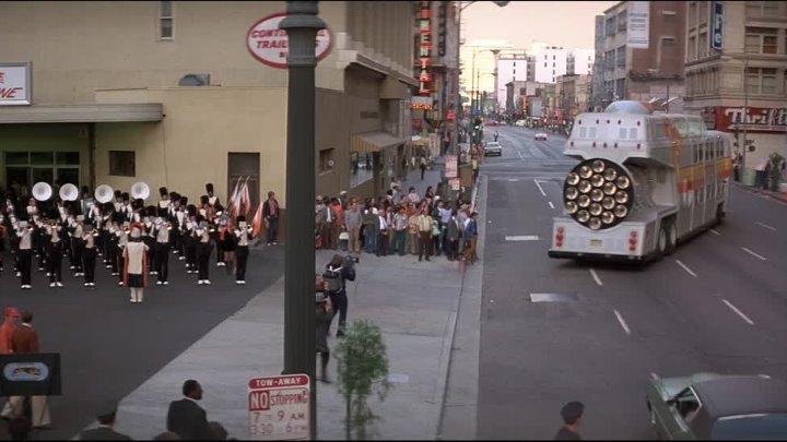 Большой автобус The Big Bus 1976 1080p Боевик Комедия