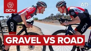 Road Bike Vs Gravel Bike - Jebel Shams Epic Ride Oman