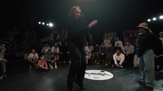 Джакуззи vs Nikuzee 1/8 HIP-HOP| KULTURA BATTLE Vol.3
