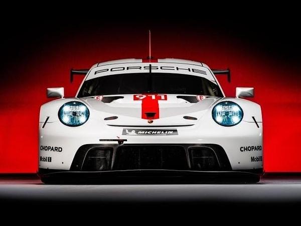 IMSA. Этап 10 - Sebring International Raceway. Гонка 1. Едем на Porsche 911 RSR