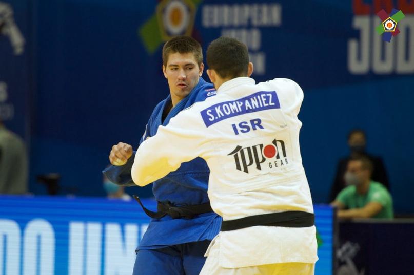Валерий Ендовицкий бронзовый призёр первенства Европы по дзюдо до 21 года в Хорватии, изображение №5