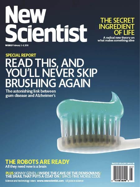 New Scientist 02.2.2019