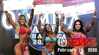 2020 Olympia South America - First Wellness IFBB PRO.