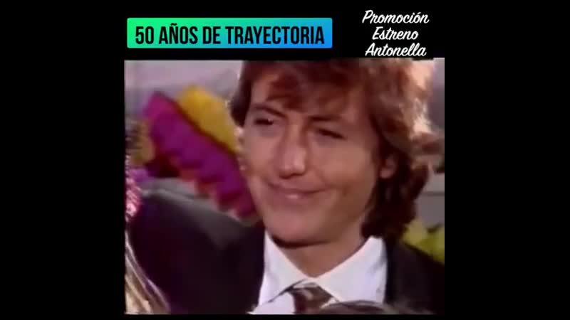 Реклама сериала Антонелла на Итальянском языке