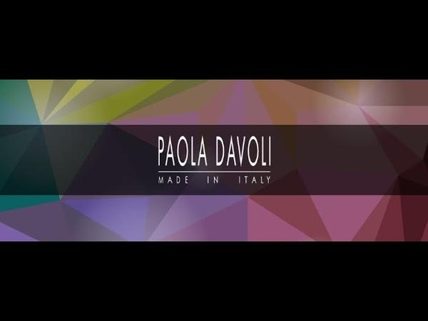 Mr Fabrizio Stermieri for Paola Davoli fashion knitwear