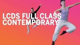 Contemporary Dance Class | London Contemporary Dance School (full free online class)
