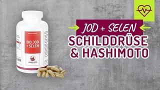Jod & Selen ist ein MUSS ! Schilddrüse, Hashimoto, Übergewicht, schlechte Haut, Krebs! Coach Cecil