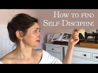 How to find self discipline