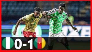 NIGERIA VS CAMEROON(0-1)-FRIENDLY-GOALS&HIGHLIGHTS