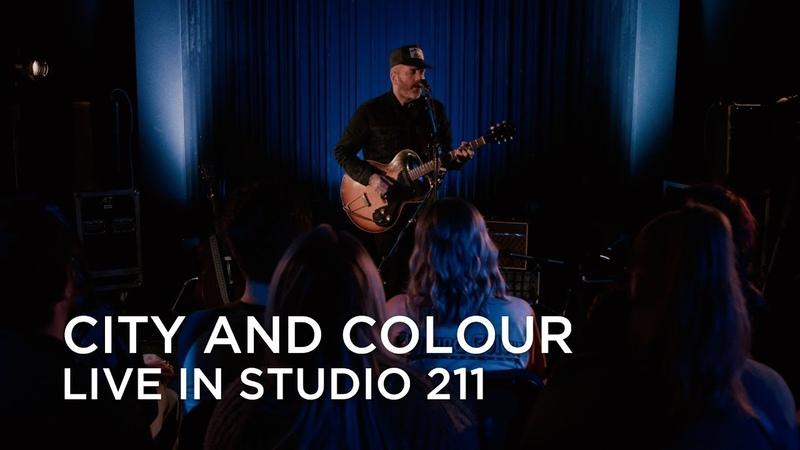 City and Colour Live at Studio 211 CBC Music