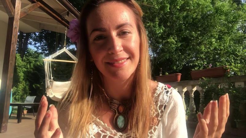 Anthea Umění být ve svém středu a žít Nebe na Zemi uprostřed Bouře