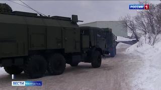 На Камчатке проходят учения ракетных войск    Вести-Камчатка